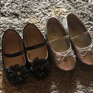 Girls used size 8 dress shoes